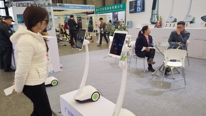 行业新动向 国际服务机器人技术应用展