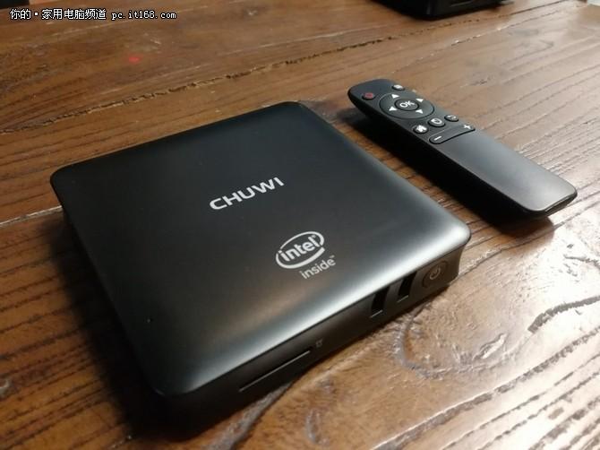 驰为来的有点猛 全球首发互联网Mini PC