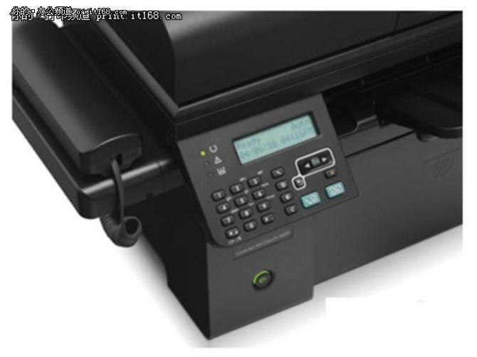 双行液晶显示屏 HP M1216nfh售价1799元