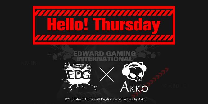 帅!Akko发布三款EDG战队合作版鼠标垫