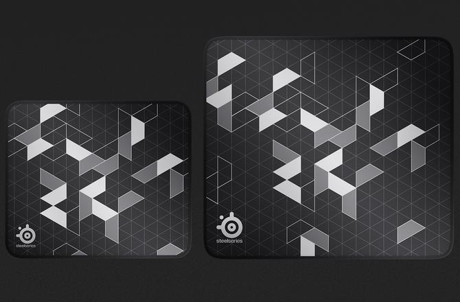 SteelSeries推出QcK和QcK+限量版鼠标垫