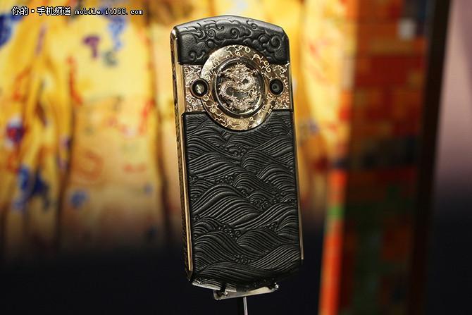 文化碰撞时尚 8848故宫贺岁版手机发布