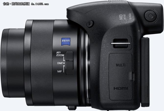 50倍光学变焦 索尼发布新款相机HX350
