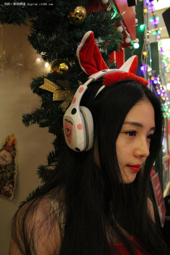 灵动之美 小米耳机举办创意彩绘活动