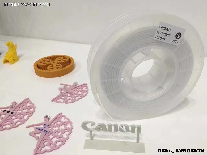 小巧安全易用 佳能全新3D打印机解析