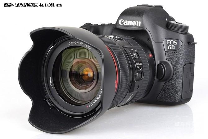 热门低价全画幅 佳能6D套机仅售12250元