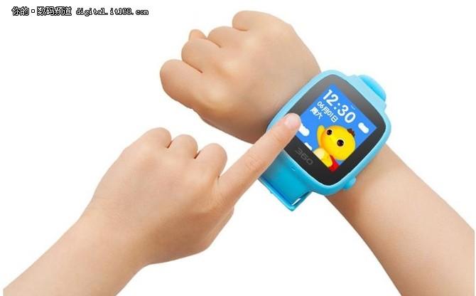 智能防丢失 360巴迪龙儿童手表SE售189
