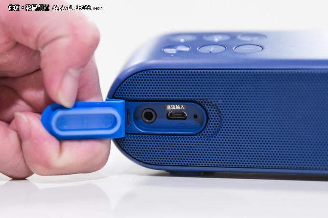 激情与色彩 索尼SRS-XB2蓝牙音箱评测