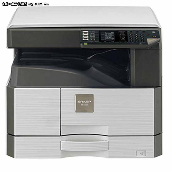 多种复印功能 夏普2348D带双面售6899元