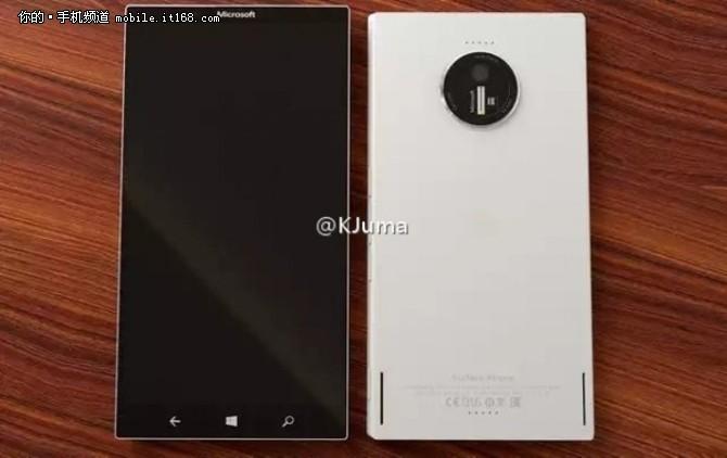 风格变化不大 Surface Phone谍照曝光