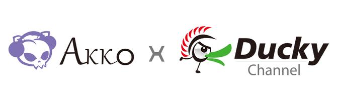 Akko X Ducky联合品牌发新品 猴呀猴呀