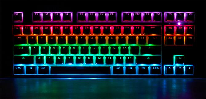 Akko X Ducky发布Ducky One 87机械键盘