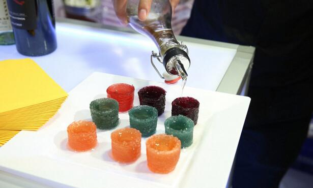 自拍成糖果 首台3D糖果打印机登陆英国