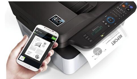三星Xpress M2071中小企业用户打印优选