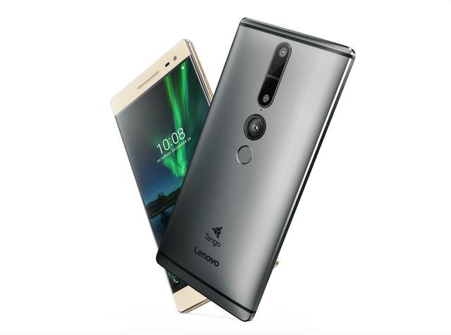 把AR装进口袋里 联想发布全新手机平板PHAB2 Pro