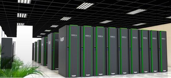 曙光液冷服务器助力国网电科院高效运行