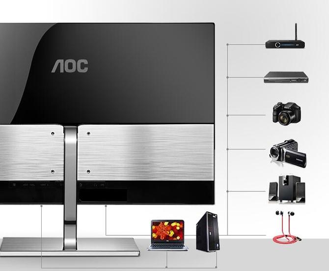AOC LV243XIP液晶显示器