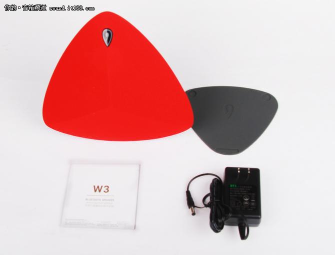小中见大桌面精灵 ERDUO W3音箱初体验