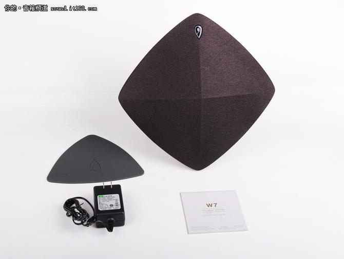 独具匠心的wifi音箱 ERDUOW7开箱初体验
