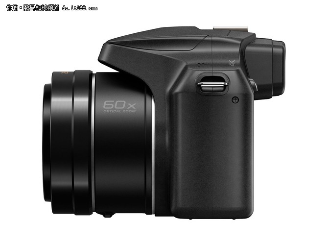 60倍光变 松下发布新大变焦相机FZ82
