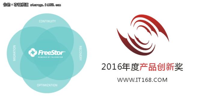 产品创新奖:飞康软件FreeStor