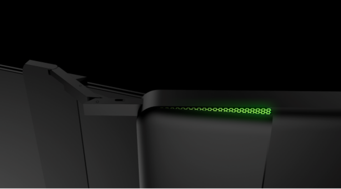 RAZER于CES公布多显示屏笔记本概念设计