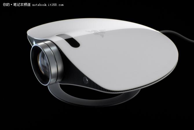 RazerCES公布投影系统 幻彩带入VR世界
