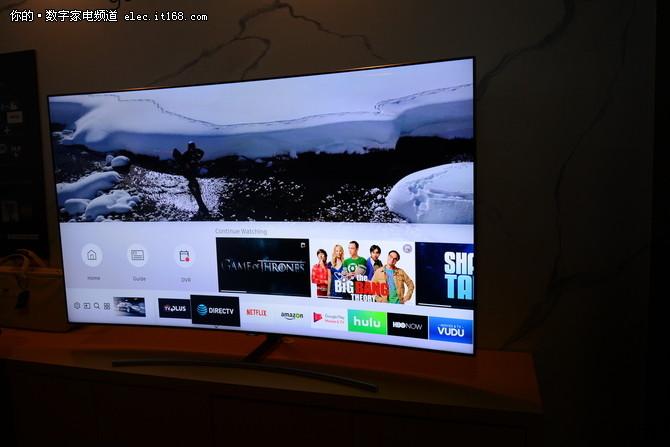 再次惊艳世界!三星最新QLED TV揭秘
