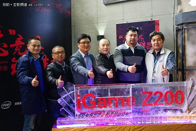 最有分量的主板 iGameZ270主板发布