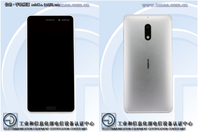 Nokia 6更多版本现身 或将进军国际市场