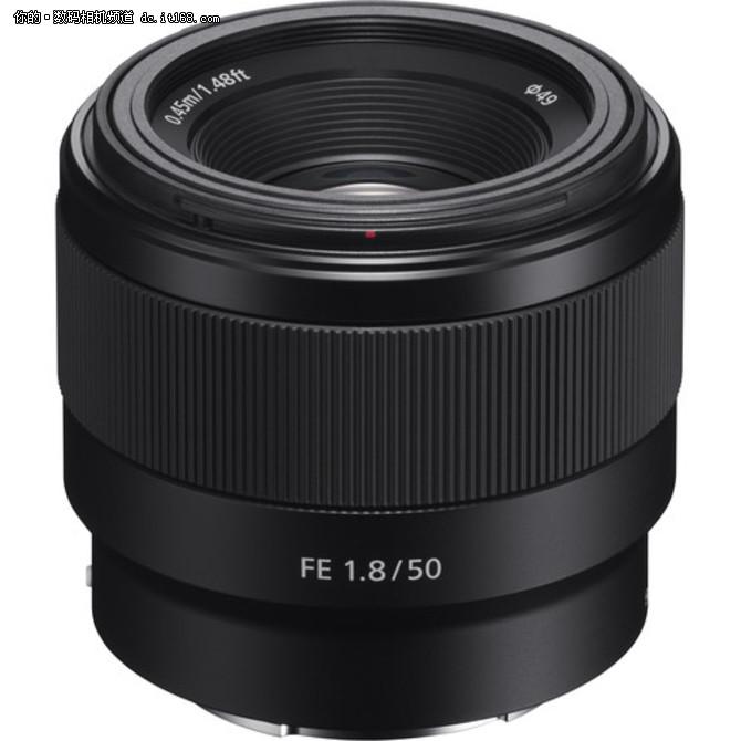 索尼将发布新款廉价版E卡口85mm镜头