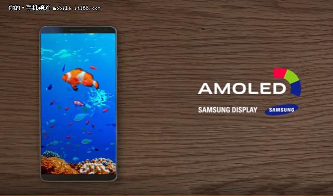 很惊艳 三星宣传片疑泄露Galaxy S8真机