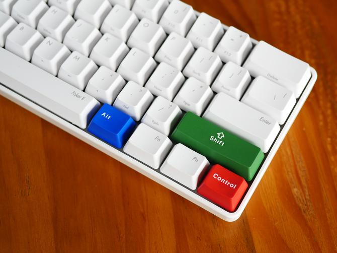 最受欢迎客制小键盘 ikbc Poker2代试玩
