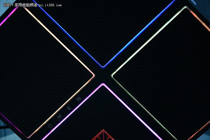 双GTX1080颠覆性外观 惠普OMEN X上手评