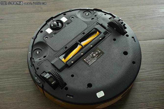 仿生雷达加持 浦桑尼克790T扫地机体验
