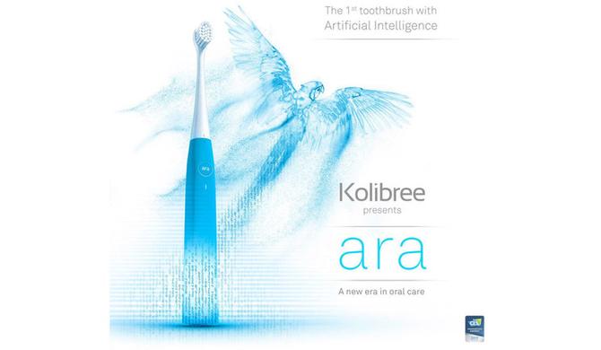 人工智能+电动牙刷你的牙齿会更健康吗?