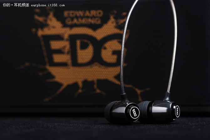 Akko X EDG推合作款蓝牙音箱及音乐耳塞