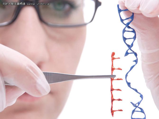 戴尔解决方案助力基因测序行业发展