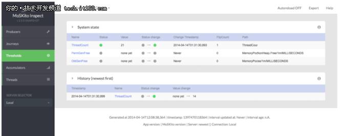 五大开源java性能监控工具