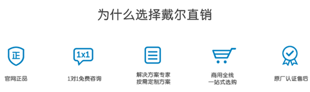 喜大普奔:租戴尔服务器 每天7元随便用