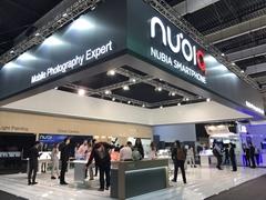 努比亚亮相MWC 技术实力驱动全球化发展