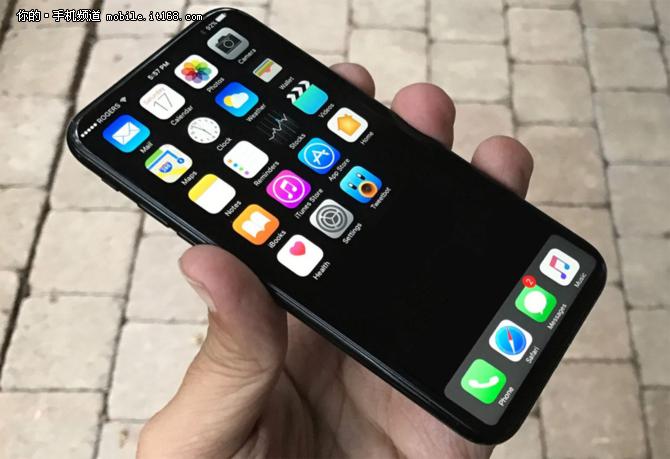 苹果下单1亿台 OLED屏幕今年将大幅涨价