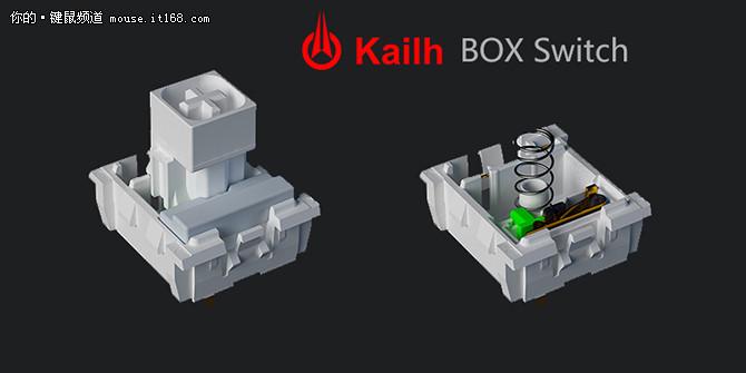 不破不立!凯华BOX轴是否会引发机械革命