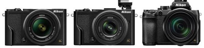 尼康跳票了 官方宣布停止发售DL相机