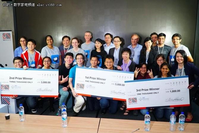 MIT养老机器人黑客马拉松:路萌大变身