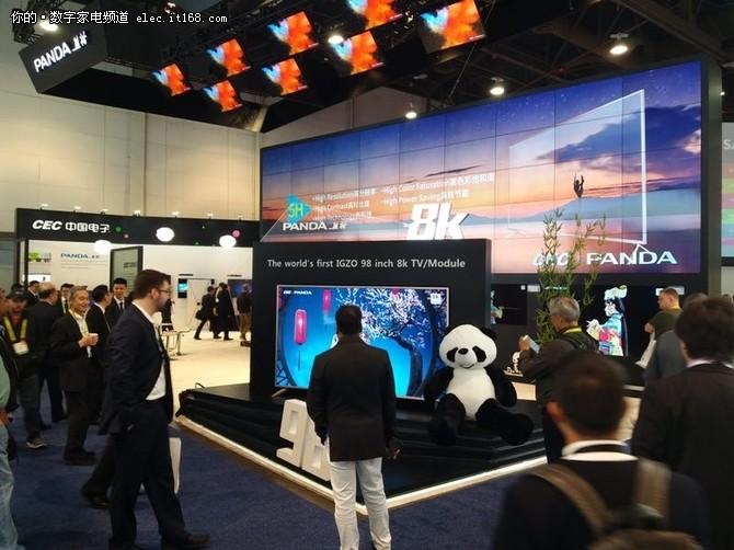 重新崛起指日可待 从CES看熊猫未来趋势