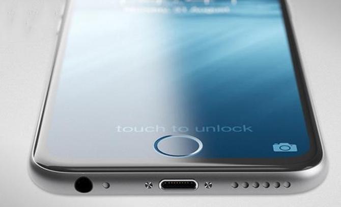 苹果专利:屏幕扫描指纹iPhone8首发?