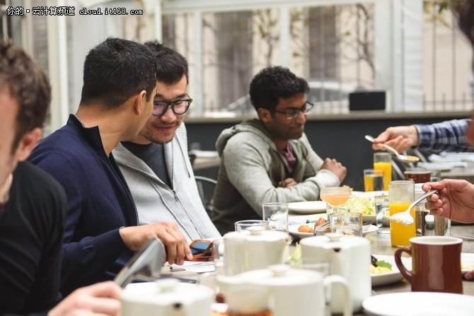 对话硅谷郭威:新旧交替之时的中坚力量