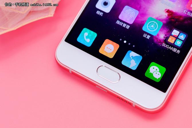 SUGAR糖果高像素手机S9评测:高颜值自拍神器