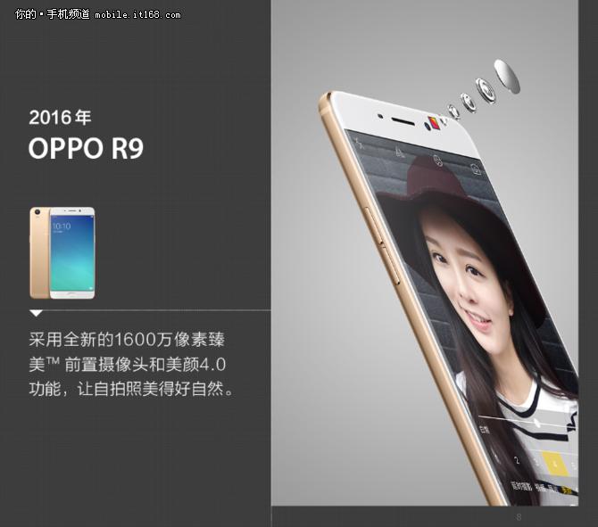 OPPO拍照手机之路 从5000万到光学变焦